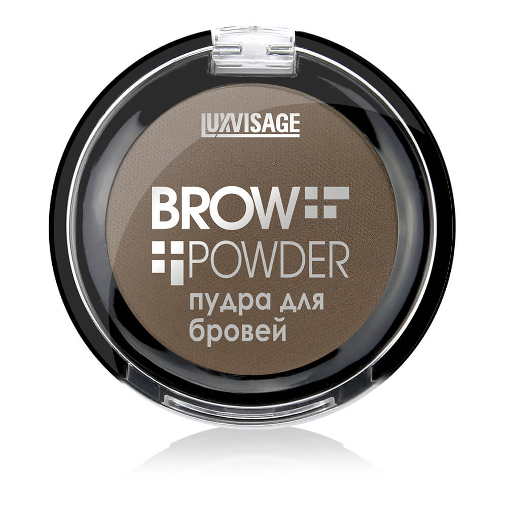 Пудра для бровей Brow powder тон 03 Grey brown, 4г