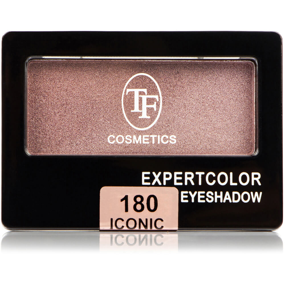 "Тени для век ""Eyeshadow Mono"" TE-20P-180C ICONIC, тон 180 махагон"