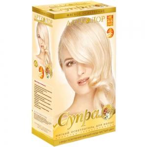 Осветлитель для волос 3 в 1 АртКолор Супра