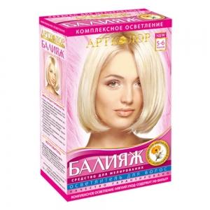 Осветлитель для волос 3 в 1 АртКолор Балияж
