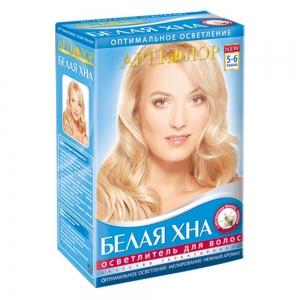 Осветлитель для волос 3 в 1 АртКолор Белая хна