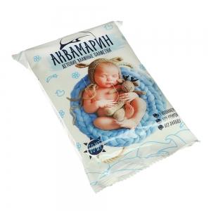 Влажные салфетки Детские без запаха, 50шт