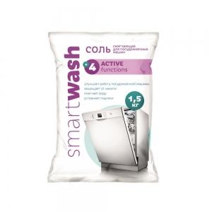 Соль для посудомоечных машин, 1,5 кг