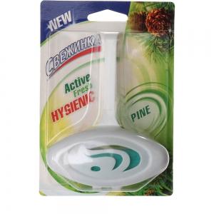 Очиститель для унитаза лес, 30г (блистер)