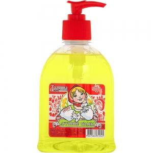 "Жидкое мыло Веста ""Ладушка"" Луговые травы, 500мл"