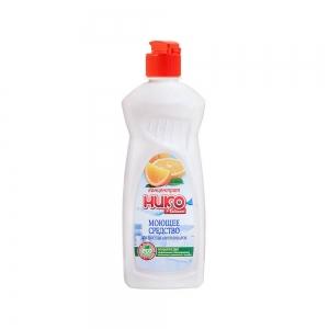 Моющее средство для посуды Нико Платинум Апельсин, 500мл
