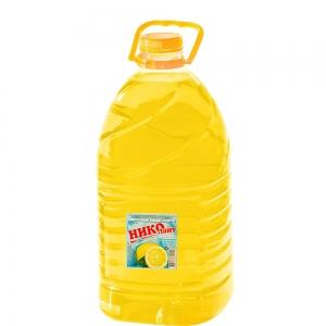 Моющее средство Нико-Лайт Лимон, 5л