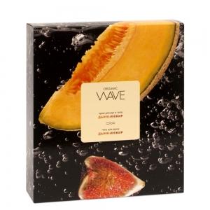 """Подарочный набор Organic Wave """"Melon & Inzhir"""" дыня и инжир"""