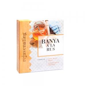 Подарочный набор Banya a La RUS N 4 Медовый