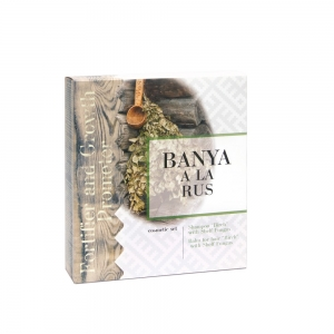 Подарочный набор Banya a La RUS N 5 Березовый