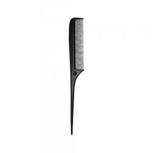 Расческа пластмассовая с острой ручкой 58008