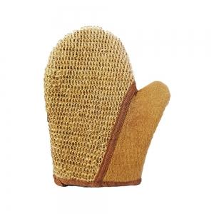 Мочалка-рукавичка натуральная 58707