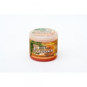 Густое мыло для бани Кленовый мед, 450мл