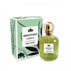 Туалетная вода Narcotique Florale Magic Grass для женщин, 100мл