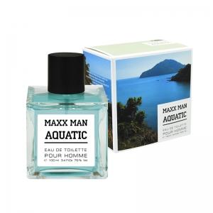 Туалетная вода Maxx Man Aquatic для мужчин,100ml