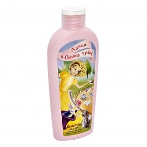 """Шампунь для волос Алиса в Стране Чудес """"Волшебное приключение"""" дыня, 250мл"""