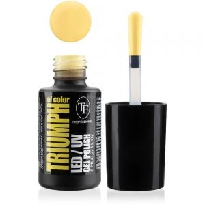 """Гель-лак для ногтей LED/UV """"Triumph of Color"""" тон 551, 8мл лимонный"""