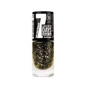 """Лак для ногтей """"Color Gel"""" тон 272 Галактика, 8мл"""