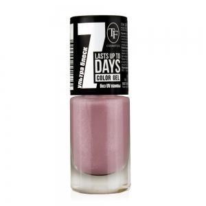 """Лак для ногтей """"Color Gel"""" тон 284 Блестящий розовый, 8мл"""