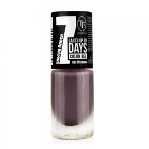 """Лак для ногтей """"Color Gel"""" тон 290 Серо-Фиолетовый, 8мл"""