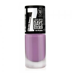 """Лак для ногтей """"Color Gel"""" тон 291 Фиолетовое драже, 8мл"""