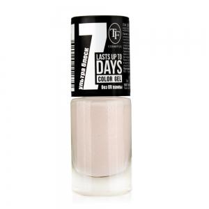 """Лак для ногтей """"Color Gel"""" тон 297 Молочный с шиммером, 8мл"""