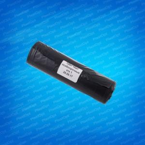Мешки д/мусора Особопрочные ПВД 120л (10шт) черные в рулоне, 650х1050 см