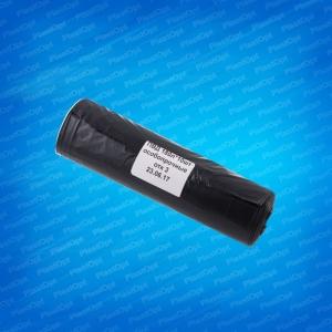 Мешки д/мусора Особопрочные ПВД 180л (10шт) черные в рулоне, 650х1050 см