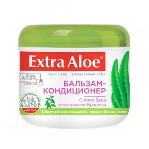 Бальзам-кондиционер для волос Extra Aloe с экстрактом Крапивы, 500мл