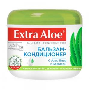 Бальзам-кондиционер для волос Extra Aloe  Кефирный, 500мл