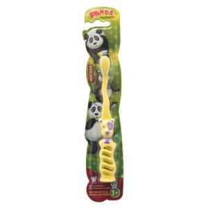 """Зубная щетка детская """"Панда медвежонок"""""""