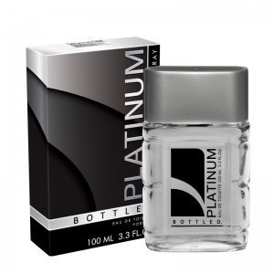 Туалетная вода Platinum Bottled для мужчин, 100мл