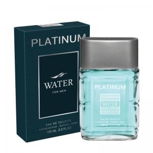 Туалетная вода Platinum Water для мужчин, 100мл