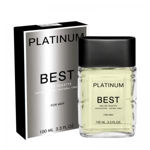 Туалетная вода Platinum Best для мужчин, 100мл