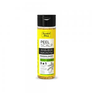 """Шампунь-пилинг для кожи головы и волос """"Peel Scalp"""" 3в1, 200мл"""