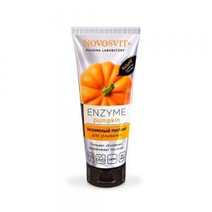 """Энзимный пилинг для умывания """"ENZYME pumpkin"""" на кремовой основе для чувствительной кожи, 75мл"""