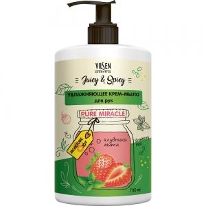 """Крем-мыло для рук Juicy & Spicy """"Увлажняющее"""", 700мл"""