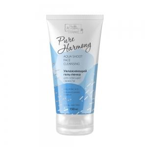Pure Harmony Гель-пенка д/умывания увлажняющая Сияние свежести, 150мл