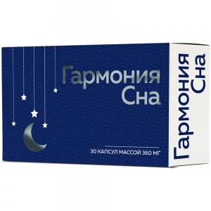 "Мелатонин ""Гармония сна"" 0,003 капсулы №30"