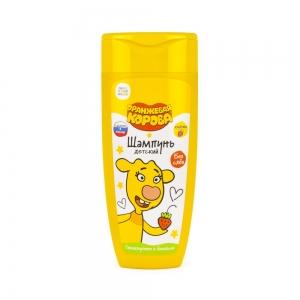 Шампунь для волос с ароматом Клубника, 250 мл