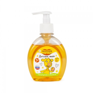Жидкое мыло с ароматом Персик, 250мл