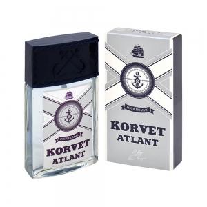 Туалетная вода Korvet Atlant, 100мл