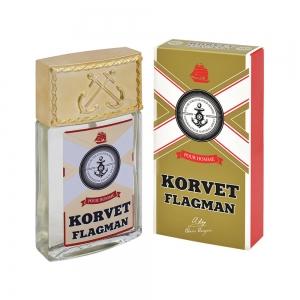 Туалетная вода Korvet Flagman, 100мл