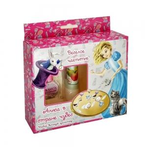 """Подарочный набор Алиса в Стране Чудес """"Веселое чаепитие"""""""