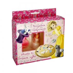 """Подарочный набор Алиса в Стране Чудес """"Волшебное приключение"""""""