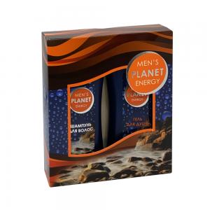 Подарочный набор Men's Planet MINI N 011M Energy