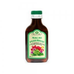 Репейное масло с касторовым маслом и витаминами, 100мл