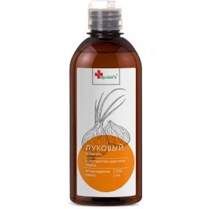 Шампунь для волос Луковый с экстрактом красного перца, 250мл
