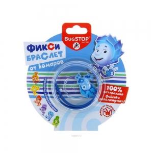 """Браслет от комаров для детей """"Фикси-браслет"""" KIDS+игрушка, 210х10мм (1шт)"""