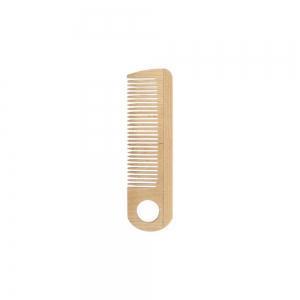 Гребень деревянный без ручки 801034
